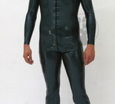 Latex Catsuit 'Long' - Macinger